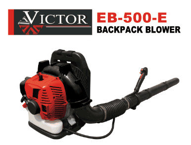 VICTOR  BACKPACK BLOWER EB-500E-VIC