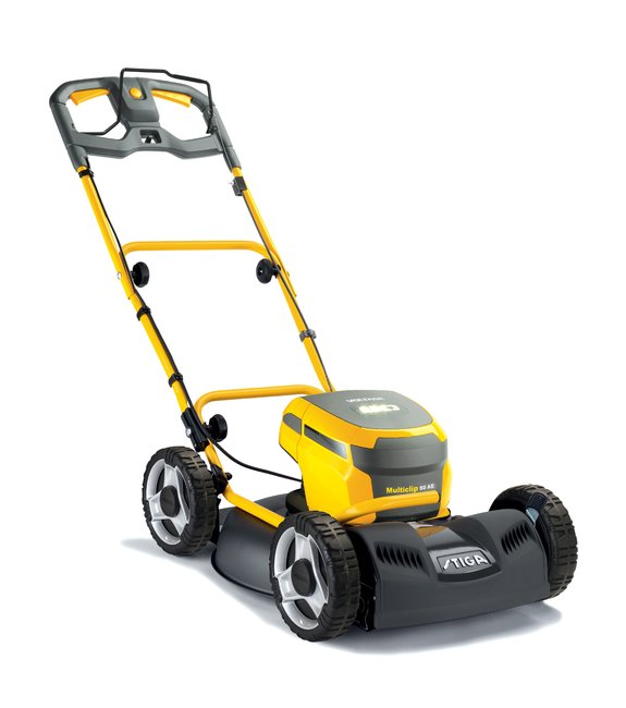 STIGA MULTICLIP-50AE Push Lawnmower