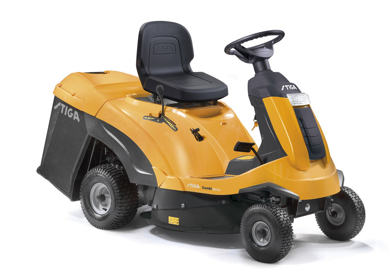 STIGA COMBI 3072H Ride on Mower – Suitable for gardens up 2500sqm