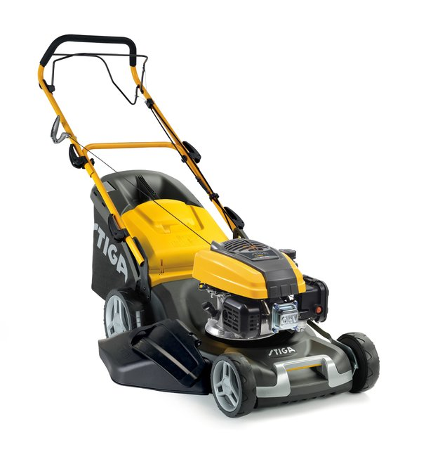STIGA COMBI 50 SQ Lawnmower – Suitable for gardens up to 1600 sqm