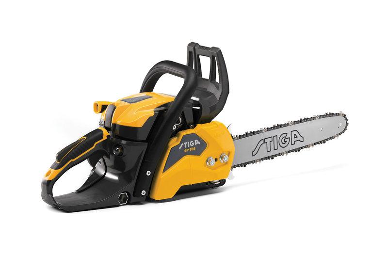 STIGA Chainsaw with 14″ Blade SP 386