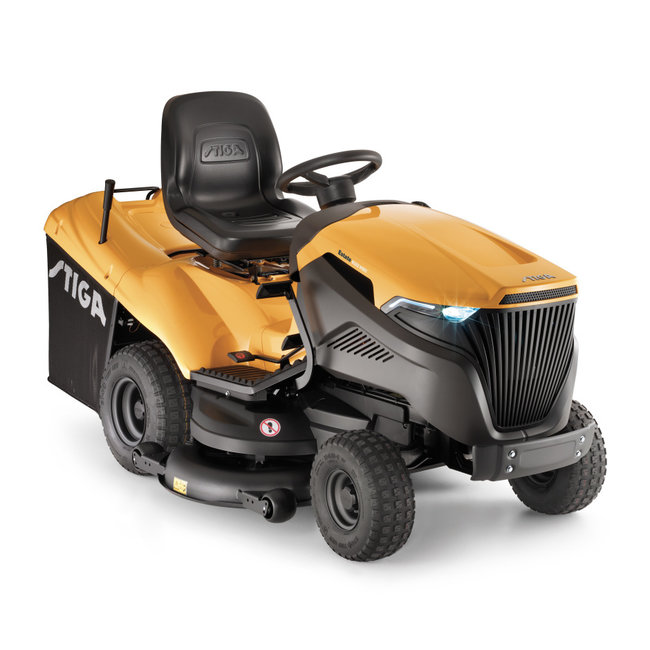STIGA ESTATE 6122HW2 Tractor Mower – Suitable for gardens up to 7,000sqm