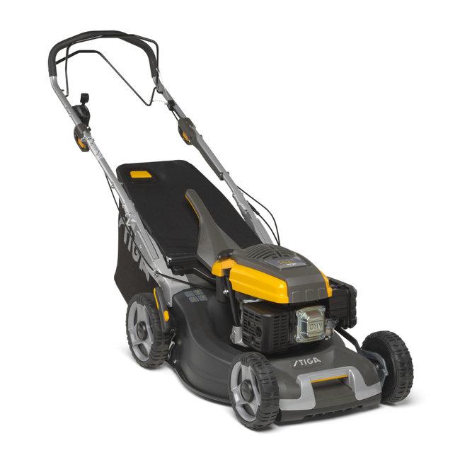 STIGA petrol lawn mower TWINCLIP 50 S