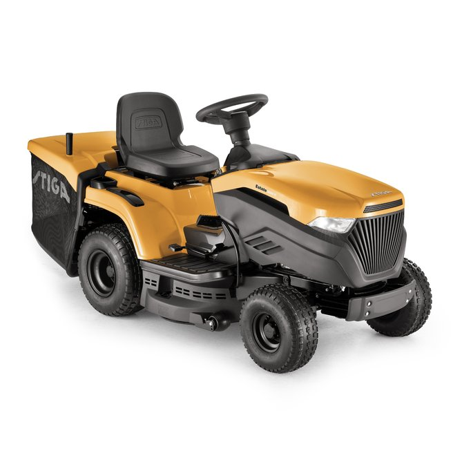 STIGA ESTATE 3398H Tractor Mower – suitable for gardens up to 4000 sqm
