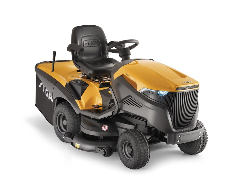 STIGA ESTATE 7122HWS Tractor Mower – Suitable for gardens up to 7500 sqm