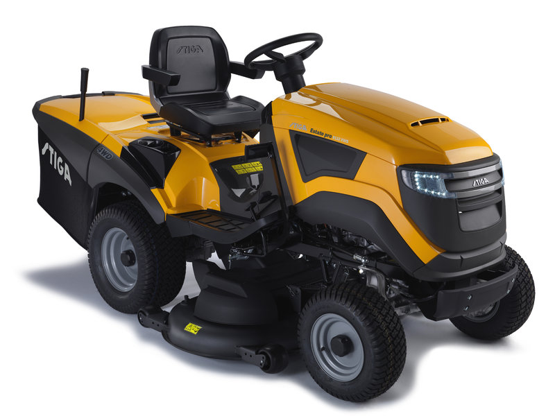 STIGA ESTATE PRO 9122XWS Tractor Mower – Suitable for gardens up to 9000 sqm