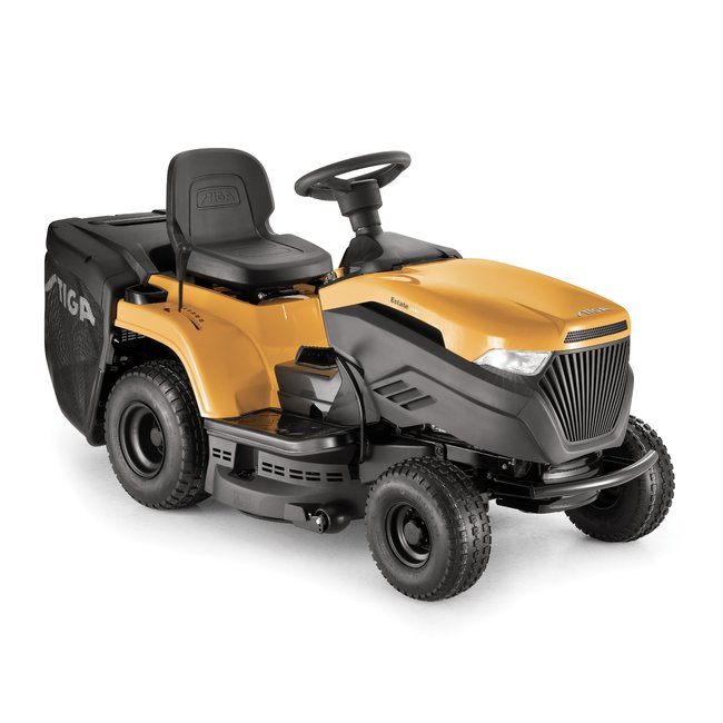 STIGA ESTATE 2084 Tractor Mower – Suitable for gardens up to 3000 sqm