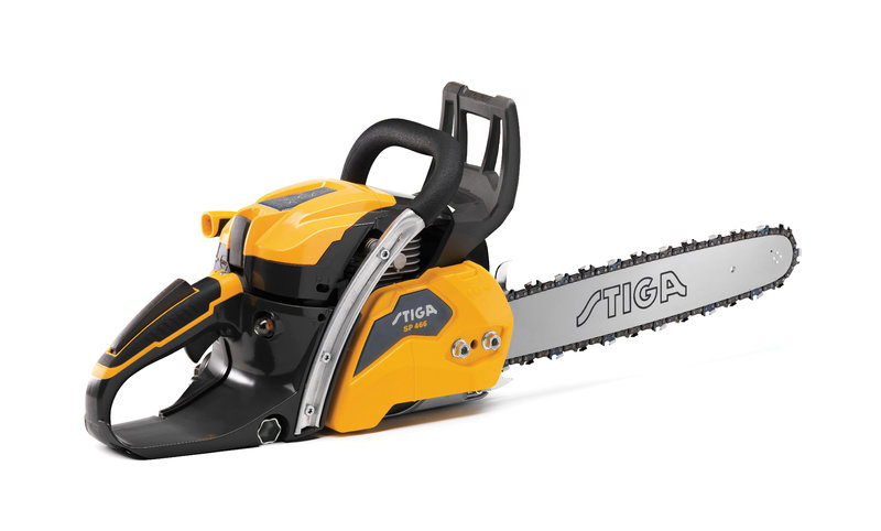 STIGA Chainsaw with 18″ Blade SP 466