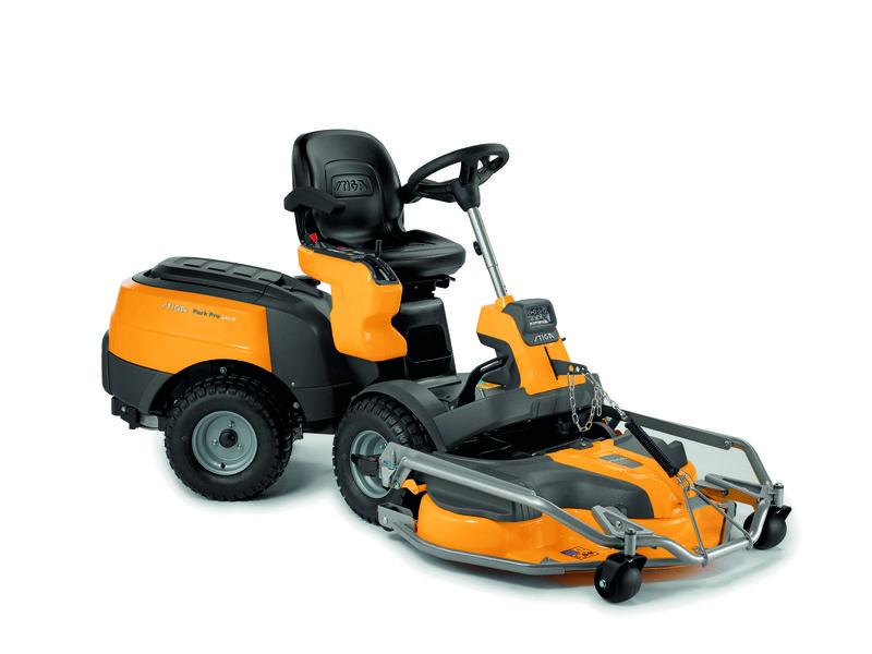 STIGA PARK PRO 340IX Front Mower