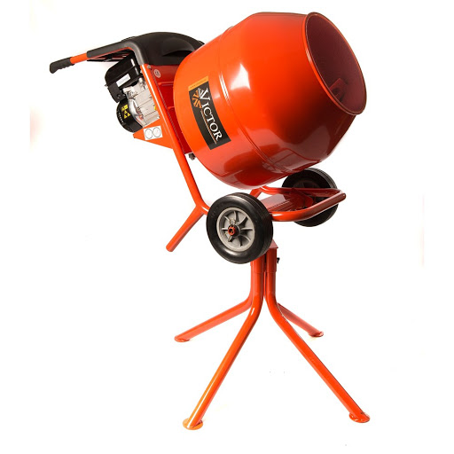 Victor Electric Cement Mixer