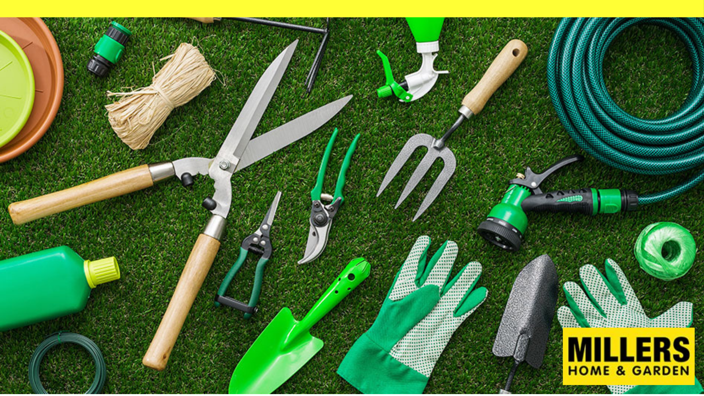 How To Keep Your Gardening Tools In Shape 1